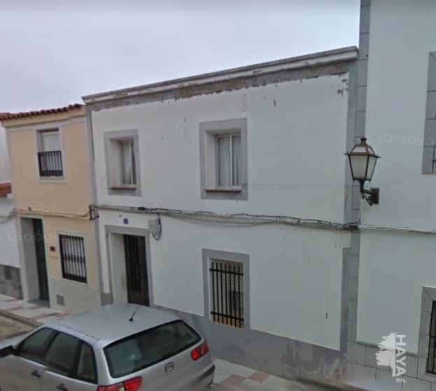 Casa en venta en La Haba, la Haba, Badajoz, Calle Cantolugar, 131.624 €, 3 habitaciones, 1 baño, 159 m2
