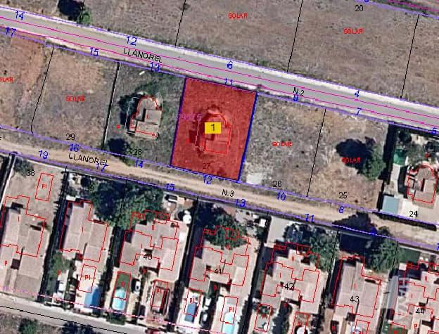 Suelo en venta en Macastre, Macastre, Valencia, Urbanización Llanorel, 30.000 €, 762 m2