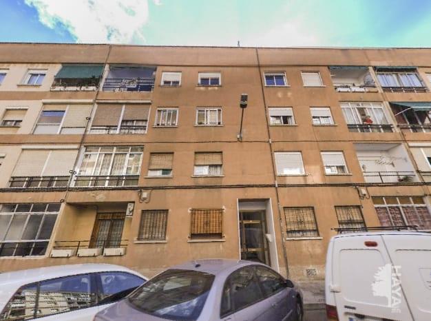 Piso en venta en El Carme, Reus, Tarragona, Calle Monestir de Ripoll, 48.150 €, 3 habitaciones, 1 baño, 94 m2