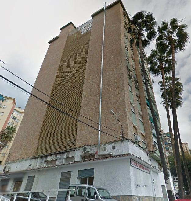 Piso en venta en Málaga, Málaga, Calle Murcia de la Llana, 70.925 €, 3 habitaciones, 1 baño, 83 m2