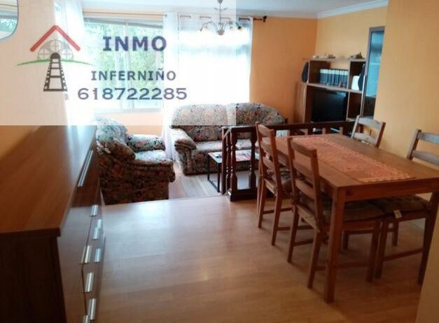 Piso en alquiler en Ferrol, A Coruña, Calle Alcalde Quintanilla Martinez, 425 €, 3 habitaciones, 1 baño, 80 m2