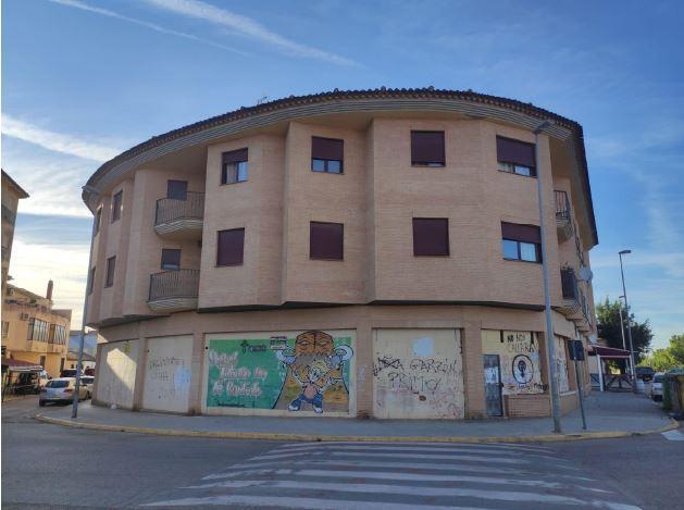 Piso en venta en Villarrobledo, Albacete, Calle Minaya, 72.200 €, 3 habitaciones, 2 baños, 98 m2