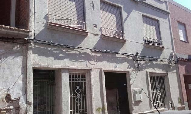 Casa en venta en Pedanía de Beniaján, Murcia, Murcia, Calle Alamo, 87.500 €, 3 habitaciones, 3 baños, 198 m2