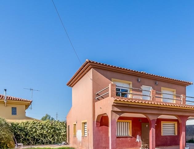 Casa en venta en Llíria, Valencia, Calle Les Guatles, 162.200 €, 3 habitaciones, 145 m2