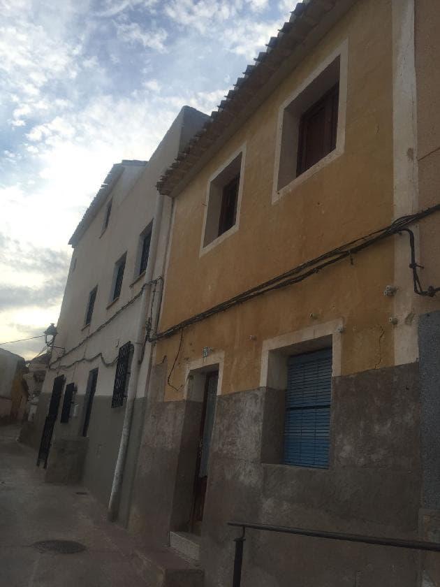 Casa en venta en Mula, Murcia, Calle Mizas, 51.606 €, 5 habitaciones, 1 baño, 97 m2