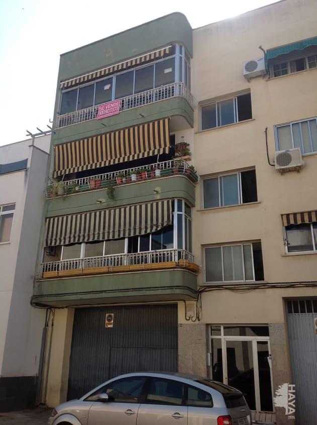 Piso en venta en San Roque, Badajoz, Badajoz, Calle Francisco Rguez Bermejo, 62.000 €, 2 habitaciones, 1 baño, 68 m2