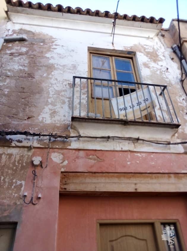 Piso en venta en Llíria, Valencia, Calle del Beateri, 43.714 €, 4 habitaciones, 2 baños, 124 m2