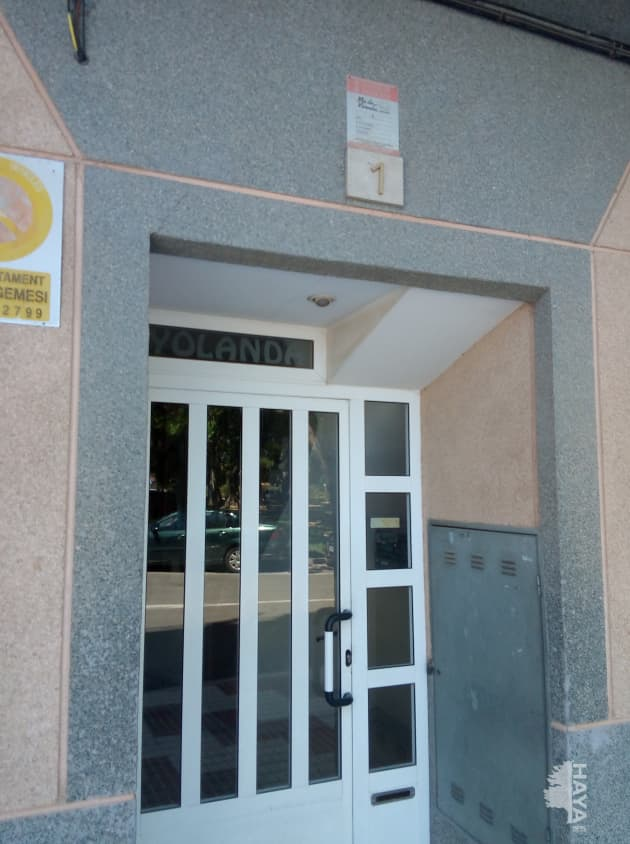 Piso en venta en Algemesí, Valencia, Plaza Primero de Mayo, 80.073 €, 3 habitaciones, 1 baño, 55 m2