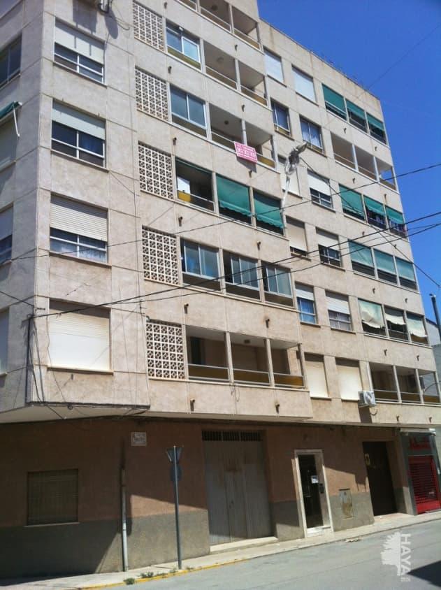 Piso en venta en Albatera, Alicante, Calle Gabriel Perez, 46.300 €, 3 habitaciones, 1 baño, 101 m2