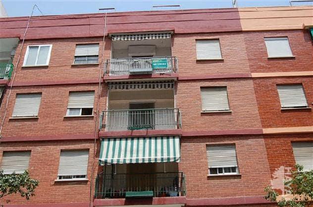 Piso en venta en El Baladre, Sagunto/sagunt, Valencia, Calle Santos Patronos, 65.200 €, 3 habitaciones, 1 baño, 93 m2