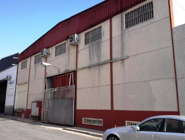 Industrial en venta en Bollullos Par del Condado, Huelva, Calle Freseros, 193.100 €, 798 m2