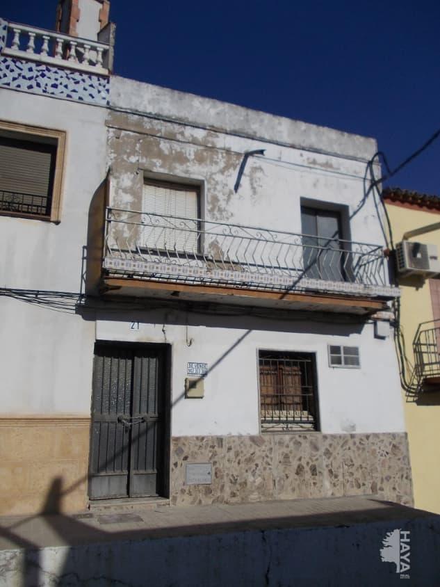 Casa en venta en Barriada Virgen de la Cabeza, Andújar, Jaén, Calle Muñoz Seca, 138.300 €, 4 habitaciones, 1 baño, 225 m2