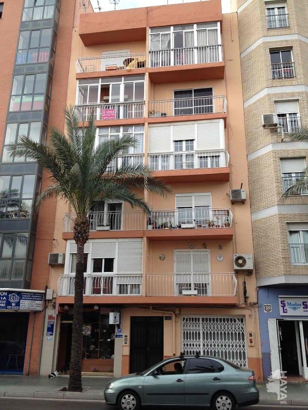 Piso en venta en Ciudad Jardín, Almería, Almería, Avenida Cabo de Gata, 50.000 €, 3 habitaciones, 1 baño, 85 m2