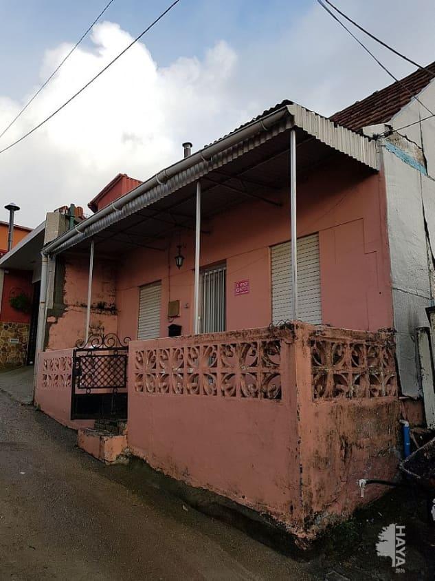 Casa en venta en Sampaio, Vigo, Pontevedra, Calle Igrexa-lavadores, 63.300 €, 3 habitaciones, 1 baño, 97 m2