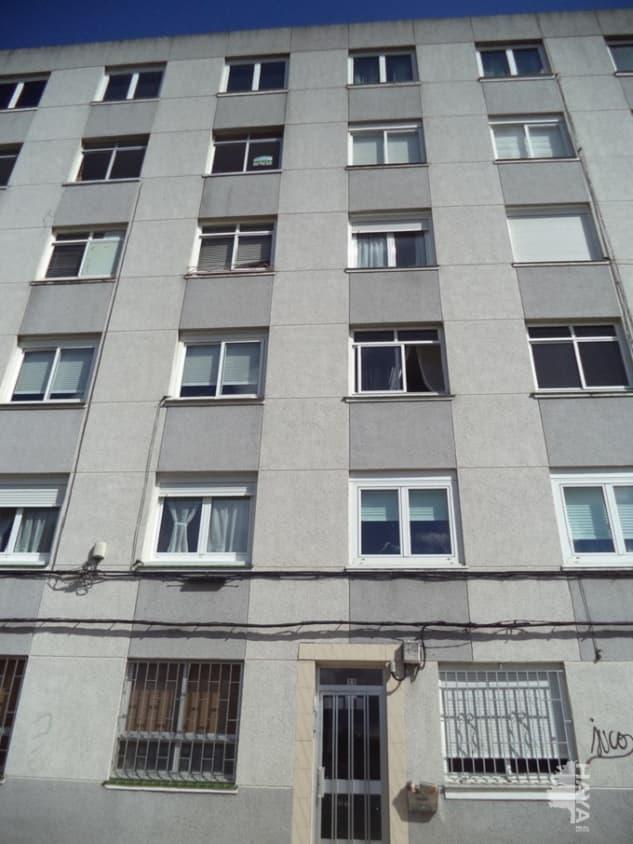 Piso en venta en Cordeda, Culleredo, A Coruña, Calle Salvador Allende, 84.000 €, 3 habitaciones, 1 baño, 76 m2