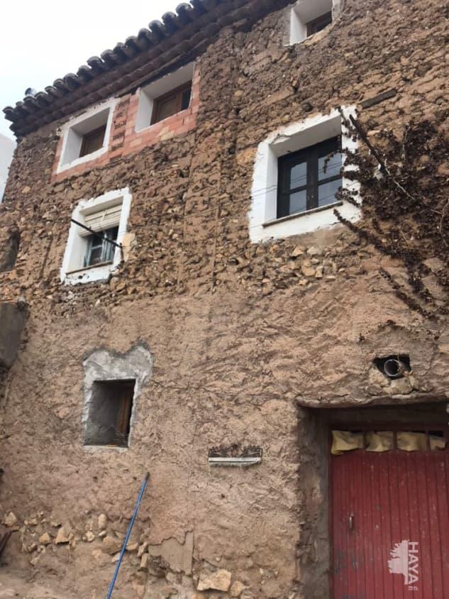 Casa en venta en Ariño, Ariño, Teruel, Calle Santa Barbara, 38.000 €, 4 habitaciones, 1 baño, 274 m2