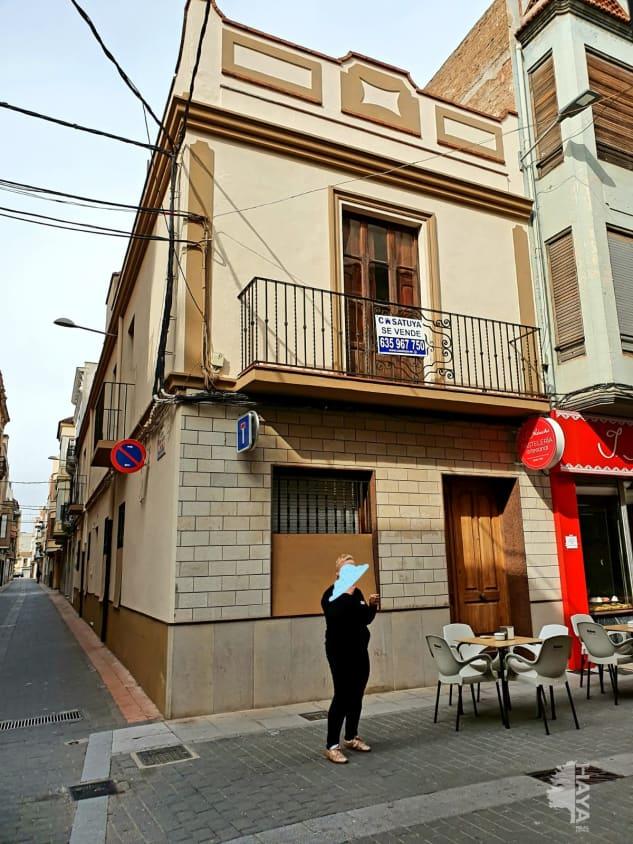 Casa en venta en Nules, Castellón, Calle Mayor, 161.000 €, 1 baño, 238 m2
