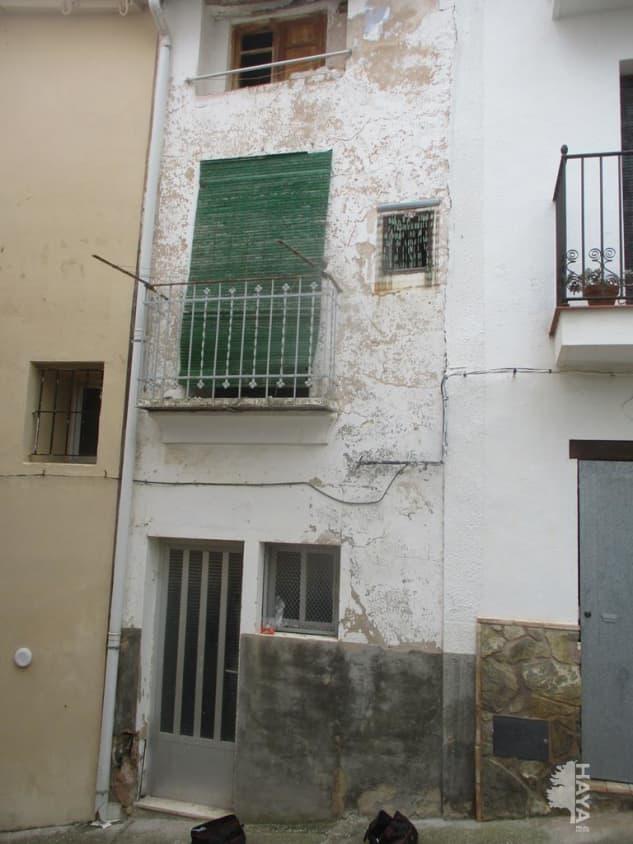 Casa en venta en Gaibiel, Viver, Castellón, Calle la Pastora, 36.024 €, 3 habitaciones, 1 baño, 120 m2