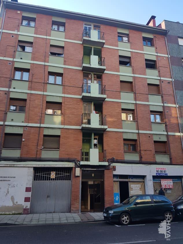 Piso en venta en Oviedo, Asturias, Calle Rio Narcea, 39.100 €, 3 habitaciones, 1 baño, 80 m2
