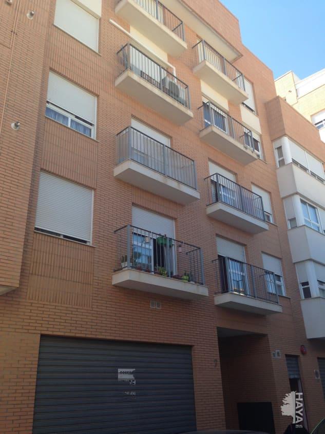 Piso en venta en Burriana, Castellón, Calle Hortolans, 47.200 €, 1 habitación, 1 baño, 59 m2