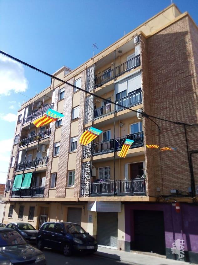 Piso en venta en Paterna, Valencia, Calle General Mola 193, 49.400 €, 3 habitaciones, 1 baño, 65 m2