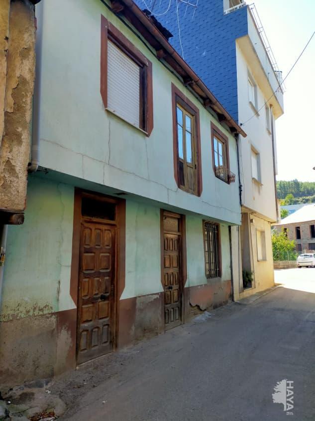 Casa en venta en Folgoso de la Ribera, Folgoso de la Ribera, León, Travesía Escuelas-ri, 28.200 €, 3 habitaciones, 1 baño, 122 m2