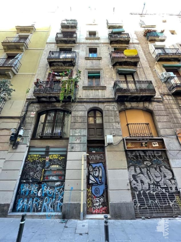 Piso en venta en Barcelona, Barcelona, Calle Joaquin Costa, 95.900 €, 1 habitación, 1 baño, 26 m2