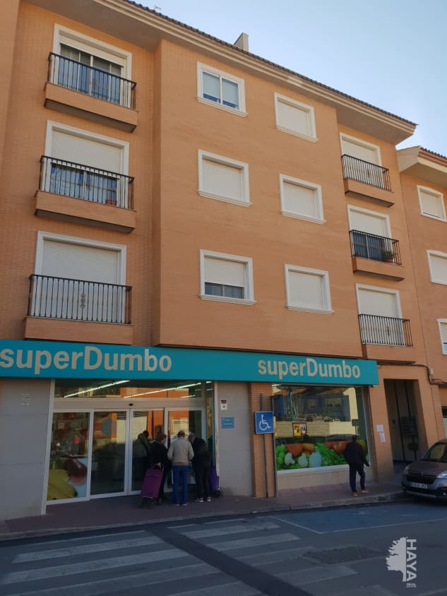 Piso en venta en Las Arboledas, Archena, Murcia, Calle Vicente Aleixandre, 86.003 €, 2 habitaciones, 1 baño, 98 m2
