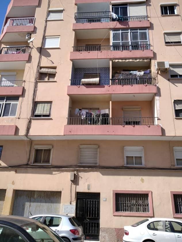 Piso en venta en El Ingenio, Almería, Almería, Calle Tabernas, 54.700 €, 3 habitaciones, 1 baño, 74 m2