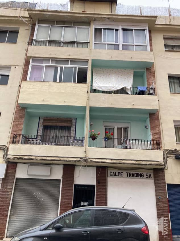 Piso en venta en Bailén-miraflores, Málaga, Málaga, Calle Bresca, 71.000 €, 2 habitaciones, 1 baño, 67 m2