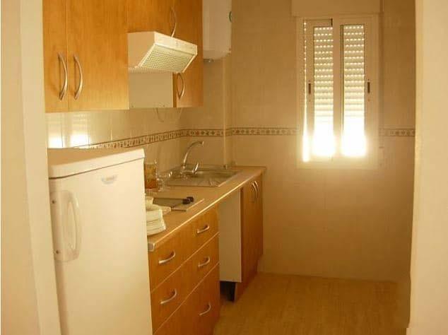 Piso en venta en Garrucha, Almería, Calle Alfonso Xiii, 56.300 €, 2 habitaciones, 1 baño, 70 m2