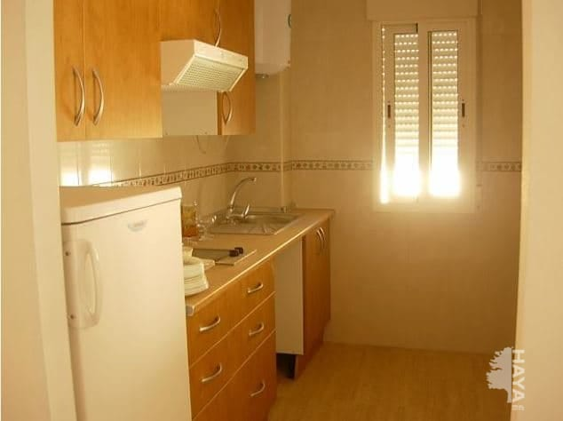 Piso en venta en Garrucha, Almería, Calle Alfonso Xiii, 65.600 €, 2 habitaciones, 1 baño, 73 m2