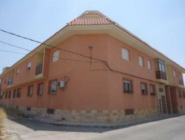 Piso en venta en Algaida, Archena, Murcia, Calle Ciudad de Mexico, 76.500 €, 2 habitaciones, 2 baños, 82 m2