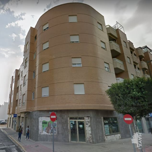 Piso en venta en El Ejido, Almería, Calle Julio Cesar, 100.050 €, 4 habitaciones, 1 baño, 122 m2