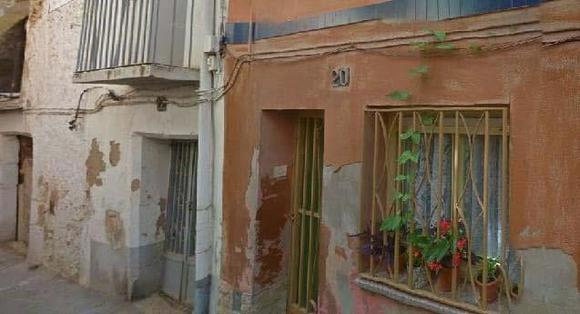 Casa en venta en Ulldecona, Tarragona, Calle Sant Josep, 48.000 €, 3 habitaciones, 1 baño, 150 m2