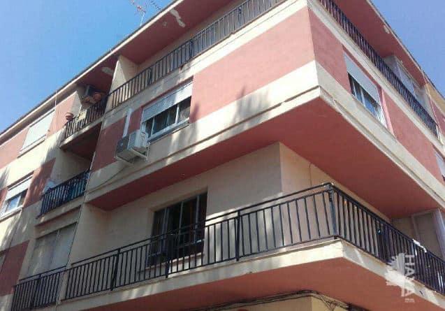 Piso en venta en Alberic, Valencia, Plaza España, 62.500 €, 3 habitaciones, 1 baño, 119 m2