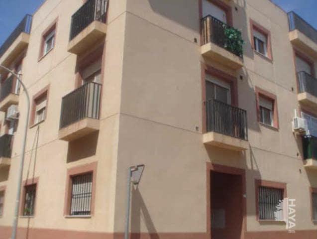 Piso en venta en Los Depósitos, Roquetas de Mar, Almería, Calle Pozuelo (el), 59.000 €, 2 habitaciones, 1 baño, 56 m2