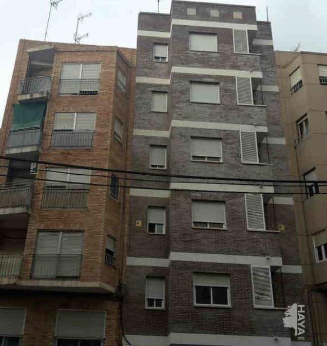 Piso en venta en Elche/elx, Alicante, Calle Hermanos Navarro Caracena, 90.200 €, 2 habitaciones, 2 baños, 65 m2