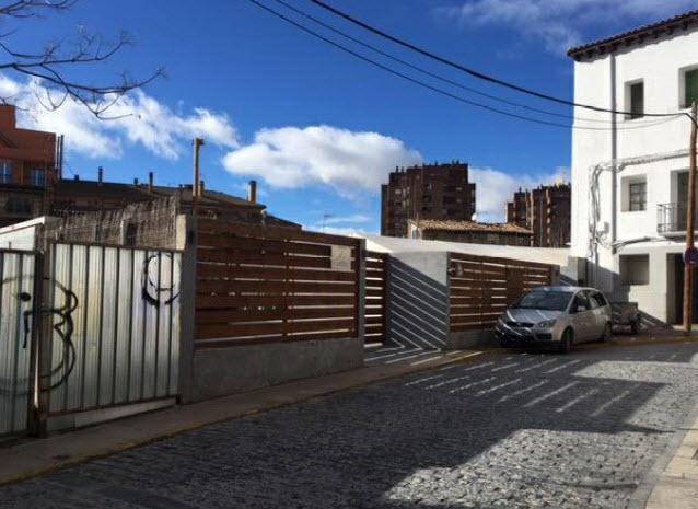 Suelo en venta en Casco Antiguo, Huesca, Huesca, Calle Pedro Iv, 790.000 €, 1464 m2