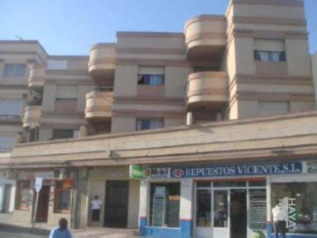 Piso en venta en Los Depósitos, Roquetas de Mar, Almería, Camino Cañuelo (el), 48.600 €, 4 habitaciones, 1 baño, 103 m2