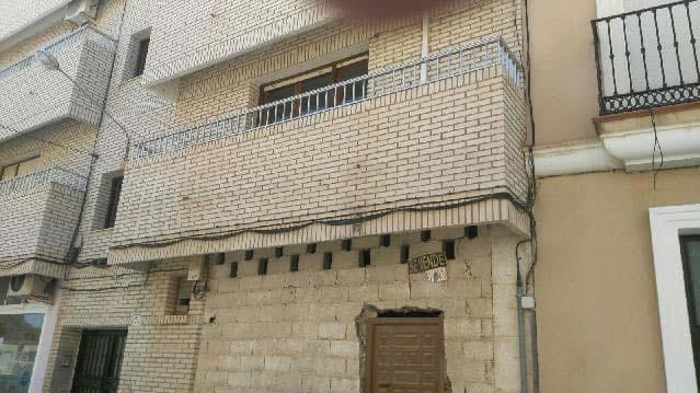 Piso en venta en Turre, Almería, Calle Ramon Y Cajal, 68.600 €, 3 habitaciones, 2 baños, 112 m2