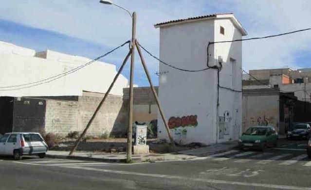 Suelo en venta en Vecindario, Santa Lucía de Tirajana, Las Palmas, Calle Acebuche, 58.000 €, 133,78 m2