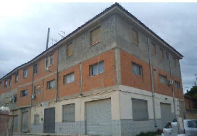 Piso en venta en El Cabezo, Bullas, Murcia, Calle Luis de los Reyes, 77.400 €, 3 habitaciones, 1 baño, 156 m2