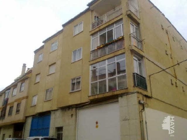 Piso en venta en Pinilla, Zamora, Zamora, Calle Dornajo, 99.000 €, 3 habitaciones, 1 baño, 109 m2