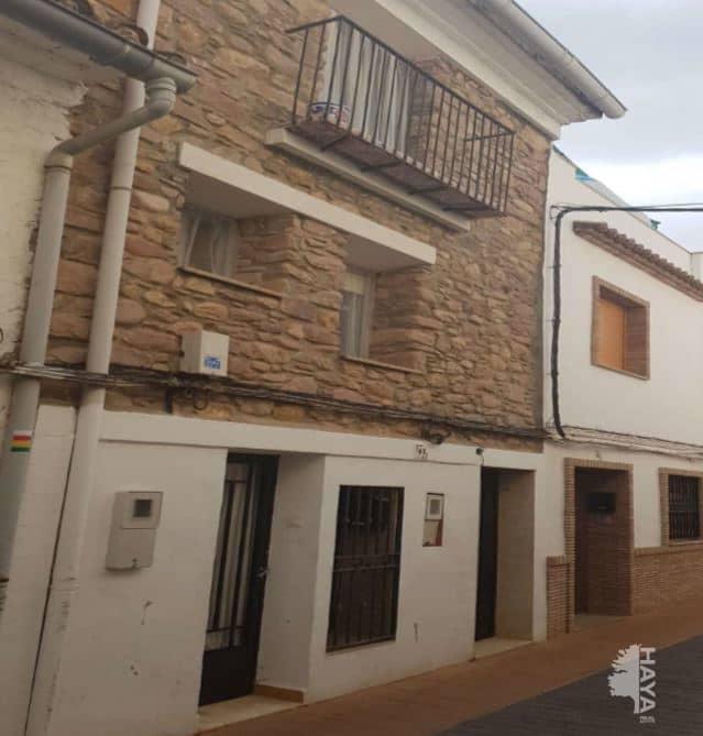Piso en venta en Eslida, Eslida, Castellón, Calle Sant Antoni, 31.600 €, 3 habitaciones, 1 baño, 68 m2
