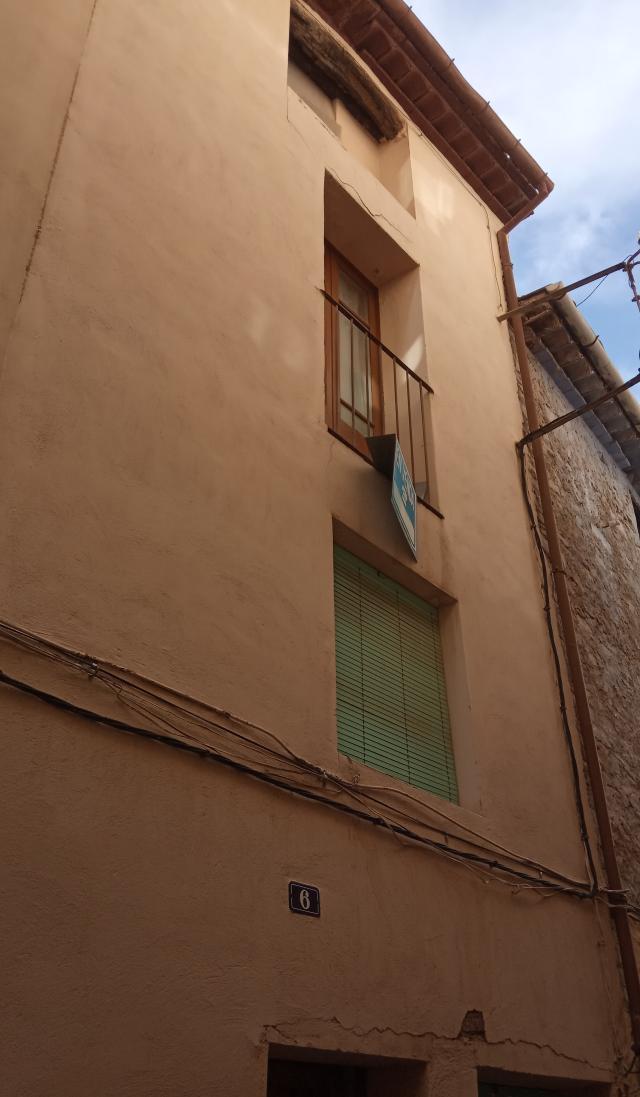 Casa en venta en Sarral, Sarral, Tarragona, Calle Lliri, 40.000 €, 6 habitaciones, 1 baño, 161 m2