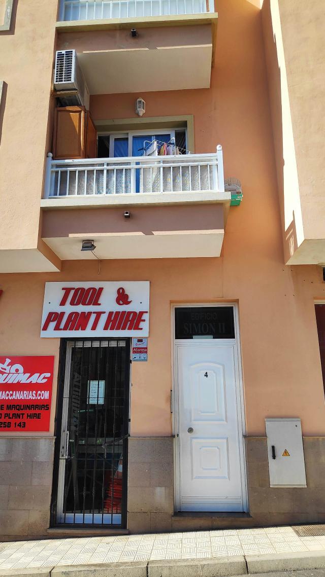 Piso en venta en Piso en Granadilla de Abona, Santa Cruz de Tenerife, 92.800 €, 2 habitaciones, 2 baños, 75 m2