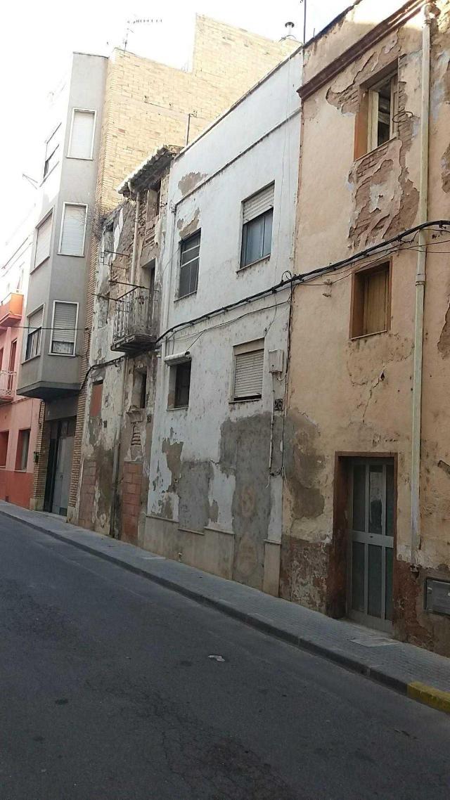 Casa en venta en Mas de Miralles, Amposta, Tarragona, Calle Sant Sebastia, 43.300 €, 3 habitaciones, 1 baño, 85 m2