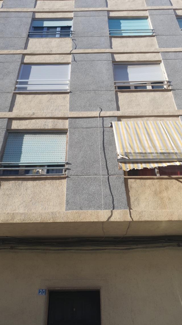 Piso en venta en Novelda, Alicante, Calle Goya, 25.000 €, 3 habitaciones, 2 baños, 80 m2
