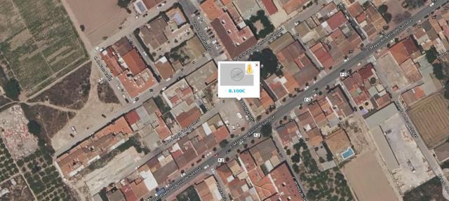 Suelo en venta en Murcia, Murcia, Calle Vereda Macanas, 267.160 €, 156 m2